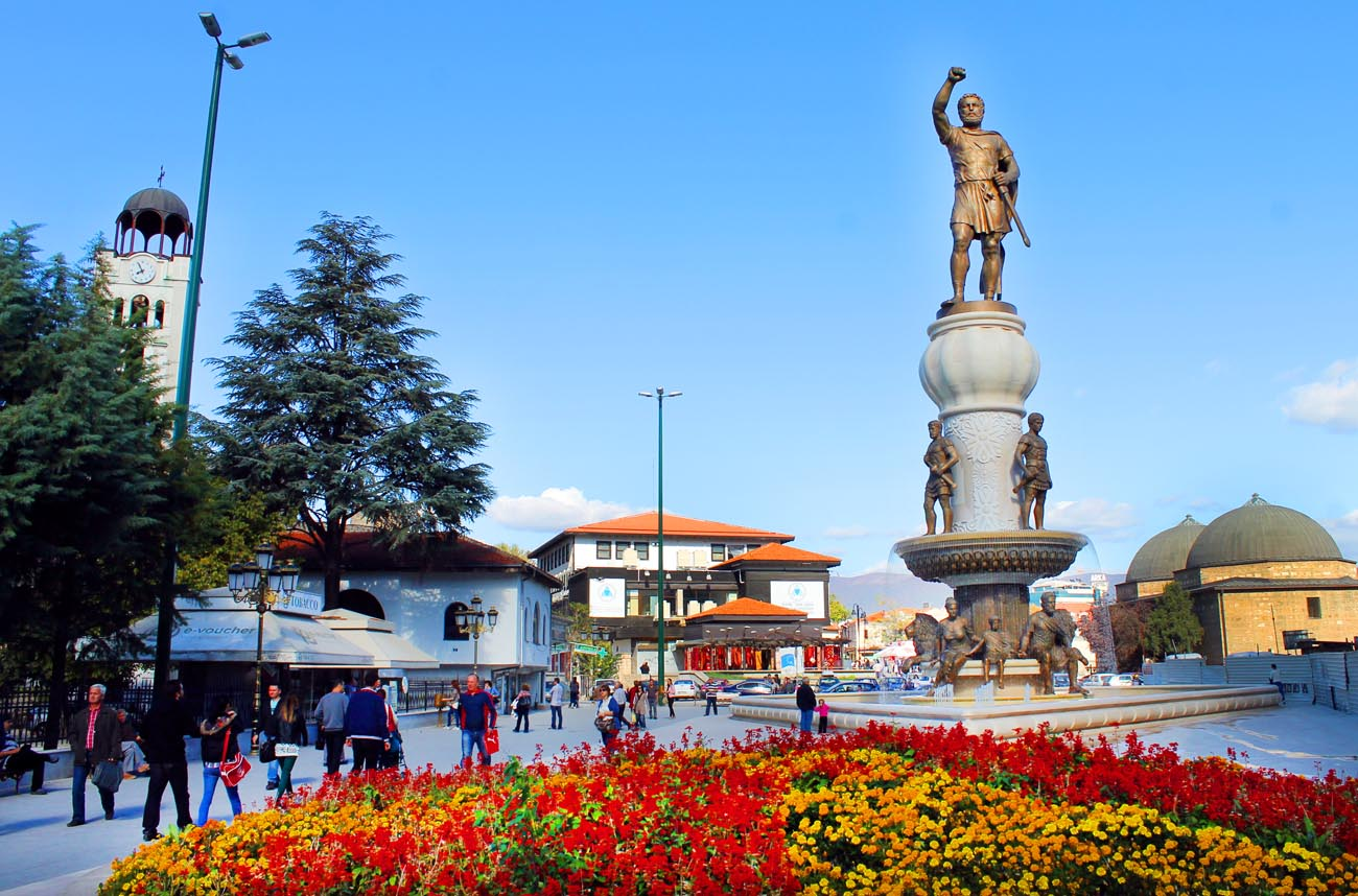 Macedonia Group Tours